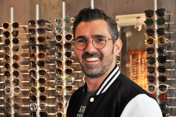 eyebizz: Optik Breiderhoff - Inhaber Giovanni Graffweg