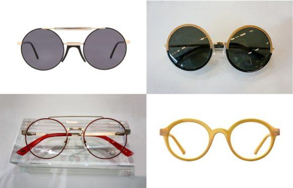 KGS: Brillentrends 2018 - Trend 3 - Runde Brillen
