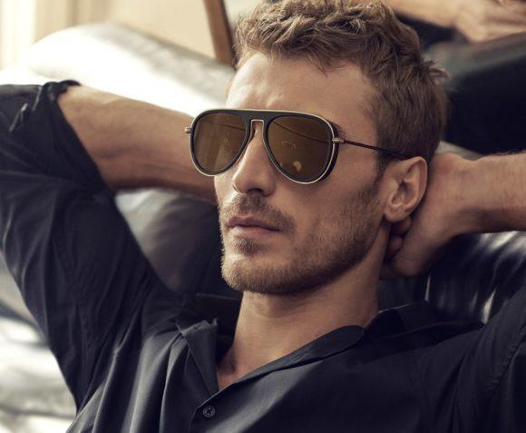 Jimmy Choo Man: die Sonnenbrillen - hier Modell Carl