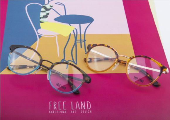 Visibilia: Free Land Eyewear - spanisches Brillendesign