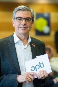 opti_: CEO Dieter Dohr