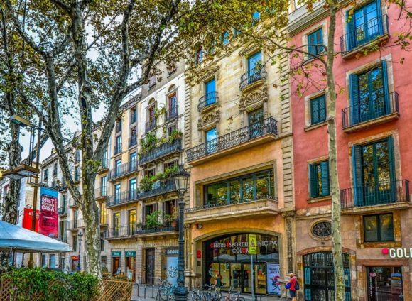 Barcelona ist die Heimat von Free Land Eyewear