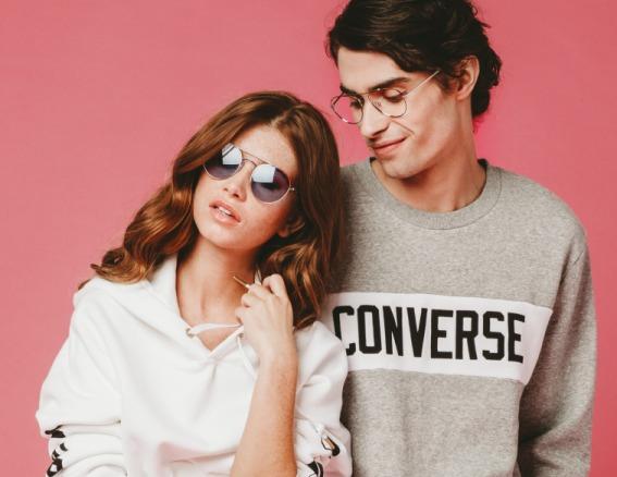 De Rigo: neue Brillenlizenz Converse