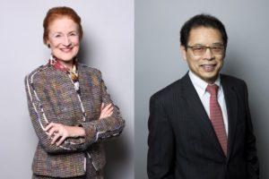 Essilor International: Verlassen das Board of Directors - Henrietta Fore und Yi He