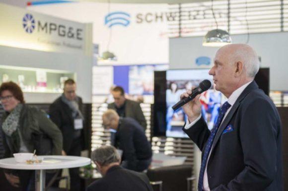 MPG&E auf der opti 2018: Safilens-Neuheit präsentiert von Michael Grasmück