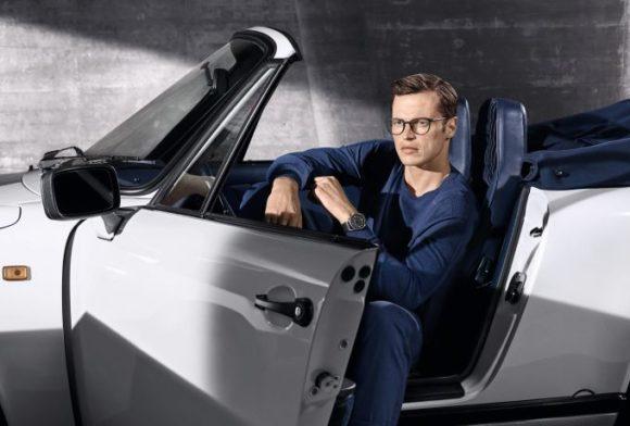 Porsche Design Eyewear: Modell Balltech P8335A