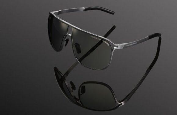 Porsche Design Eyewear: Modell Lasercut P8663
