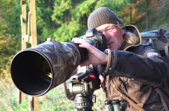 Rupp+Hubrach: Tierfilmer Andreas Kieling zu seinen Erfahrungen mit Siia-Gleitsichtgläsern