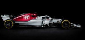 Safilo: Carrera sponsert Alfa Romeo Sauber F1