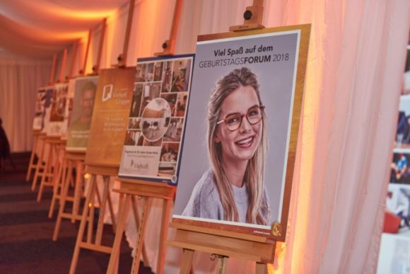 Viehoff Gruppe: Geburtstags-Forum 2018 - Entree