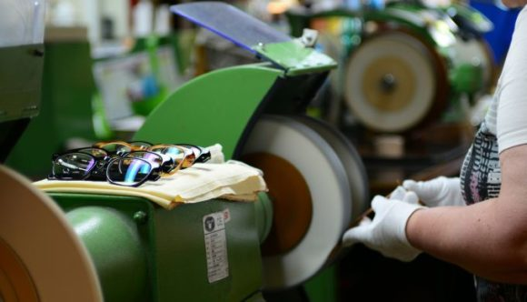 eyebizz - Chancen in DACH: die Produktion bei Lunor