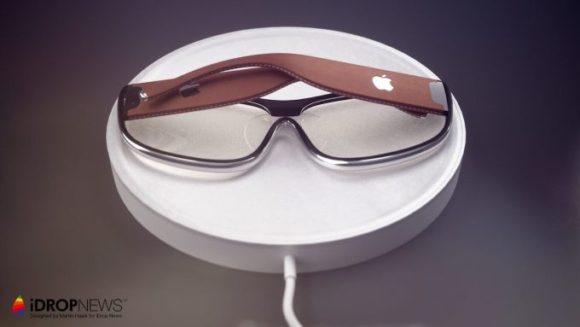 iDropNews: apple glass Desing-Konzept - Aufladen