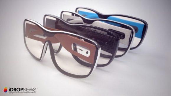 iDropNews: apple glass Design-Konzept - Bügelvarianten