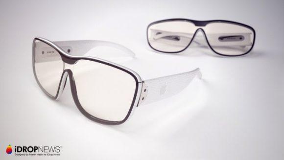iDropNews: apple glass Design-Konzept
