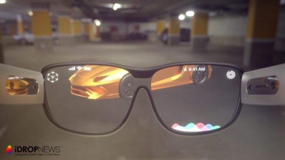 iDropNews: apple glass Design-Konzept - die Displays