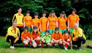 BVA: Einsatz für Schulsportbrillen - hier bei einer Mädchen-Fußballmannschaft