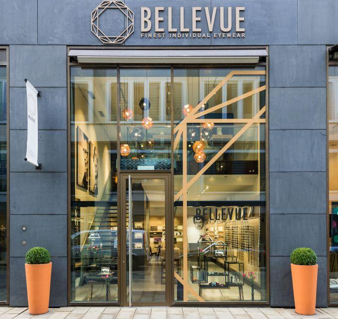 bellevue in hamburg liebe statt logo eyebizz. Black Bedroom Furniture Sets. Home Design Ideas