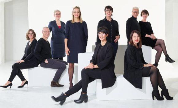 Bellevue Hamburg: Das Team