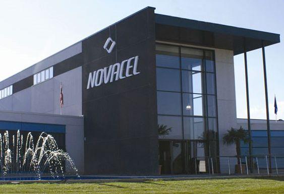 Novacel Optical: Zentrale in Frankreich