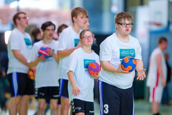 Special Olympics Deutschland: Handballteam der Raboisenschule