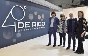 Die DeRigo Familie auf der Mido 2018