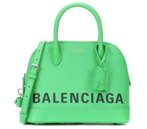 Partnership Kering Eyewear and Balenciaga: Handbag Ville Tote