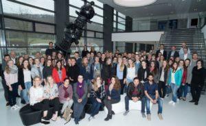 Hochschule Aalen: Besuch der Optik-Welt bei Zeiss