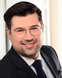Neue Gebietsverkaufsleiter bei Hoya Lens Deutschland: Freddy Gal
