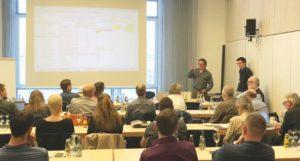 Ipro: IT-Treffen für digitale Standards - hier Lens Catgalogue V7
