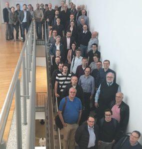 Ipro: IT-Treffen für digitale Standards - die Teilnehmer