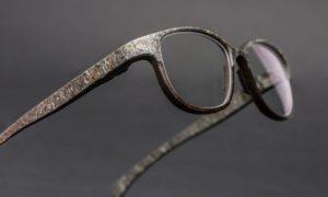 Rolf Spectacles: Red Dot für stone eyewear - Modell Break