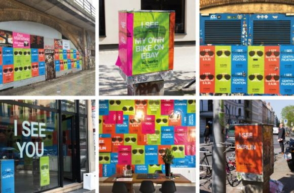 ic! Berlin: neue Kampagne I see