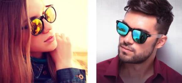 Brillengläser mit Verspiegelung in High End Qualität