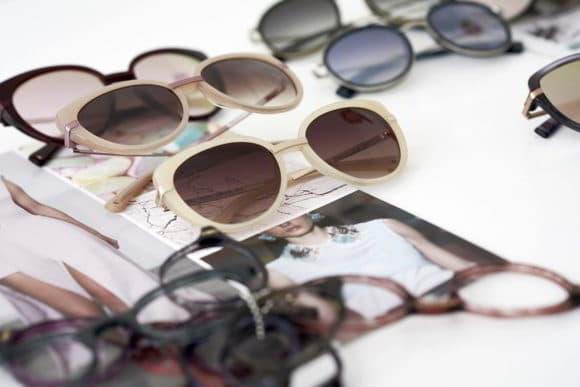 Sonnenbrillen mit Liebe