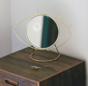 DOIY Design: Tischspiegel