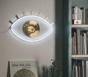 DOIY Design: Wandlampe