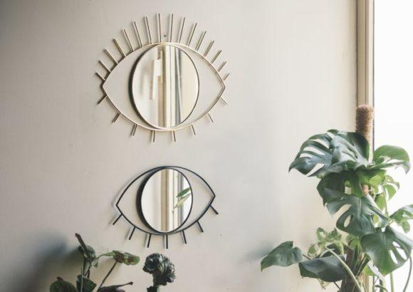 DOIY Design: Wandspiegel
