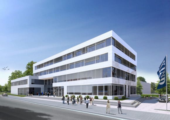 Neubau in Großburgwedel