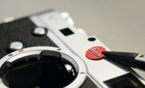 Leica Kamera - Produktion