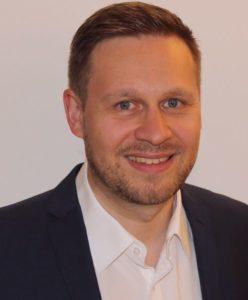Menicon-Vertriebsteam: Josef Neumann