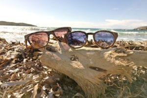 Phee: Sonnenbrillen aus Seegras in Kooperation mit Zylo Eyewwear