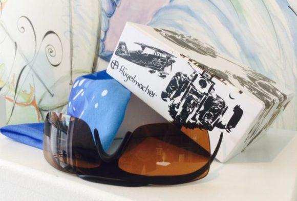 Sportbrille Flügelmacher - mit kurzen Bügeln