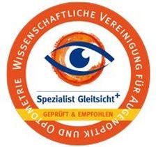 WVAO: Gleitsicht-Siegel