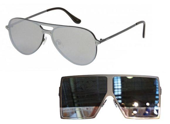 KGS-Sonnenbrillentrends: Flats