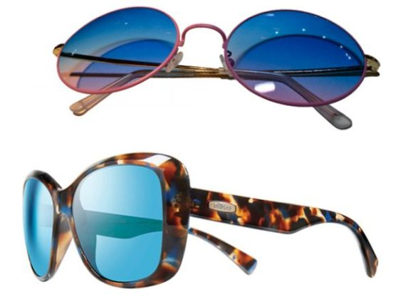 KGS-Sonnenbrillentrends: Bunte Gläser