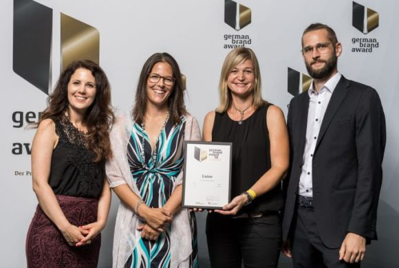 Lunor erhielt German Brand Award 2018