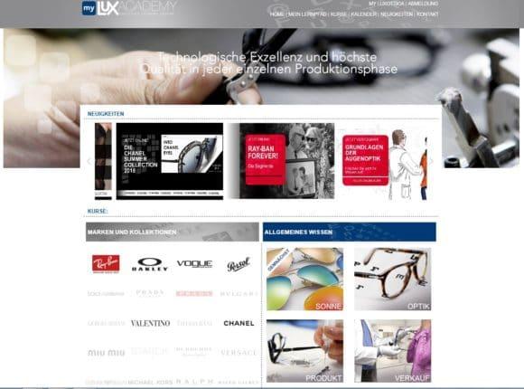 Luxottica Webinare
