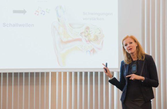 OHI Update 2018: der Vortrag von Astrid Magele