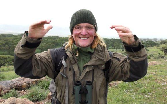 Rupp + Hubrach: Andreas Kieling in Kenia