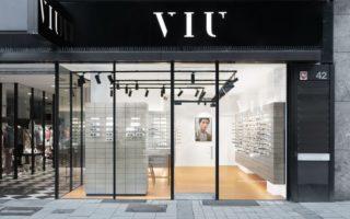 Der neue VIU Store in Hannover von außen